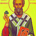 Saint Patrick by Munir Alawi