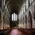 Saint Patrick's Cathedral Interior Dublin by Christiane Schulze Art And Photography