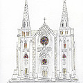 Saint Patrick's Cathedral by AFineLyne