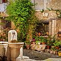 Saint Paul De Vence by Brian Jannsen