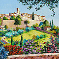 Saint Paul De Vence by Jean-Marc Janiaczyk