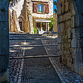 Saint Paul Entrance by Inge Johnsson