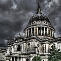Saint Pauls Cathedral by Jeff Watts