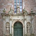 Saint Peters Doorway by Antony McAulay