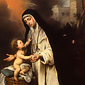 Saint Rose Of Lima by Mountain Dreams