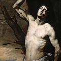 Saint Sebastian by Jusepe de Ribera