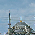 Saint Sophia's In Istanbul-turkey by Ruth Hager