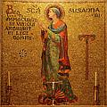 Saint Susanna Altar by Philip Ralley
