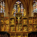 Sainte Croix - Kaysersberg France by Brian Jannsen