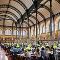 Sainte Genevieve Library by Brian Jannsen