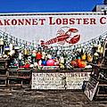 Sakonnet Lobster Co. by Mike Martin