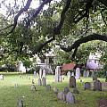 Salem Cemetery by Bess Yearsley