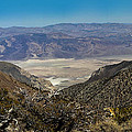 Saline Valley Panorama by David Salter