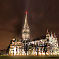 Salisbury Cathedral by Catherine Perkinton