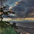 Salish Storm by Randy Hall