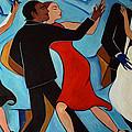 Salle De Danse by Valerie Vescovi