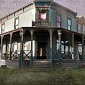 Saloon by Judy Hall-Folde