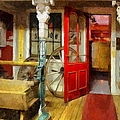 Saloon by L Wright