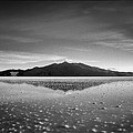 Salt Cloud Reflection Black And White Select Focus by For Ninety One Days