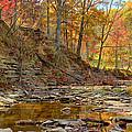 Salt Creek by Jack R Perry