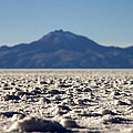Salt Flat Surface by For Ninety One Days