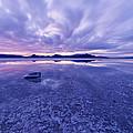 Salt Flats After Dark by Dustin  LeFevre