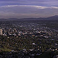 Salt Lake Valley by Chad Dutson