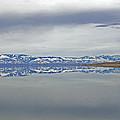 Salt Lake Winter by Jeff Lucas