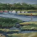 Salt Marsh by Mary Hubley