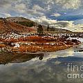 Salt River Landscape by Adam Jewell