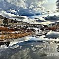 Salt River Pass by Adam Jewell