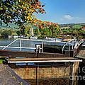 Saltford Locks  by Rob Hawkins