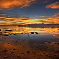 Salton Sea Color by Peter Tellone