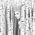 Forest Girl by Rick Yost