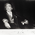 Salvador Dali by Valerie Brown