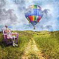 Sam Contemplates Ballooning by Betsy Knapp