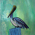 Sam The Pelican by Maura Satchell
