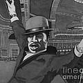Sammy Davis Jr by JL Vaden