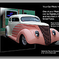 Sample Car Artwork Readme by Thomas Woolworth