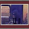 Sample Example Sunset On Ground Zero by James Kosior