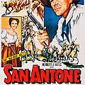 San Antone, Us Poster Art, From Left by Everett