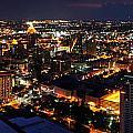 San Antonio - High Above San Antonio by Randy Smith