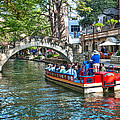 San Antonio River Walk by Tod and Cynthia Grubbs