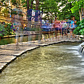 San Antonio Riverwalk Slomo by Silvio Ligutti