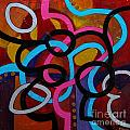 San Antonio Shuffle by Roy Vance