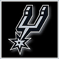 San Antonio Spurs by Tony Rubino