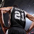 San Antonio Spurs V Portland Trail by Sam Forencich