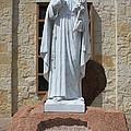 San Antonio Statue by Carol Groenen