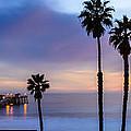 San Clemente Pier by Radek Hofman