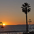 San Clemente Sunset by Loriannah Hespe